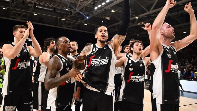 La FIBA International Cup in esclusiva su DAZN