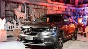 Nuovo Renault Koleos: presentazione a Carrara - le immagini