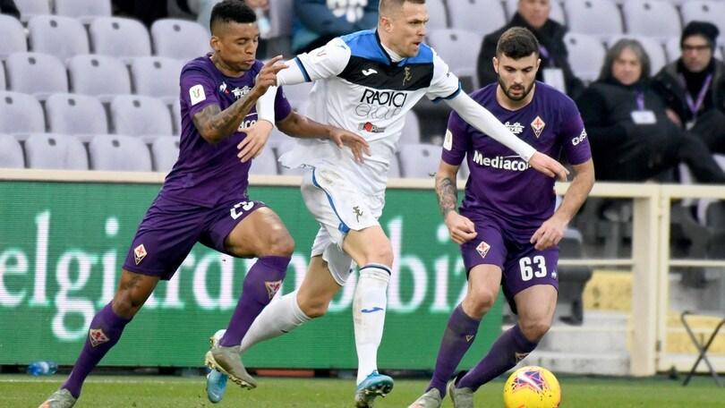 Diretta Fiorentina-Atalanta ore 15: probabili formazioni e dove vederla in tv
