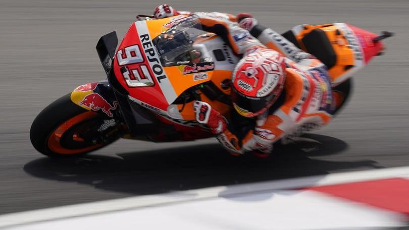 """Marc Marquez: """"La moto mi preoccupa più della spalla"""""""
