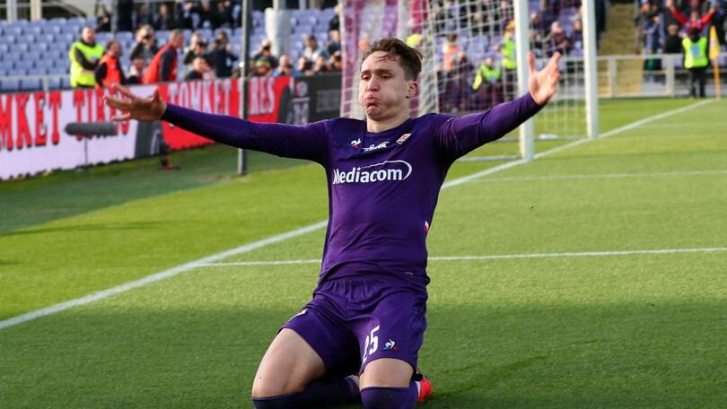 Fiorentina e Chiesa, un 2021 per arrivare al top