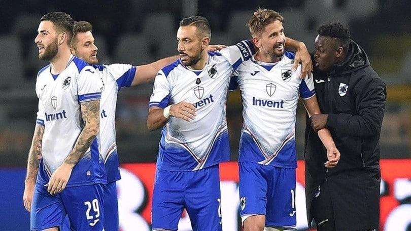 Torino-Sampdoria 1-3: Ramirez e Quagliarella rispondono a Verdi. Esordio amaro per Longo