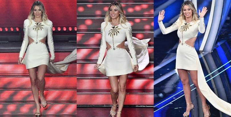 Diletta Leotta incanta Sanremo 2020: che look nell'ultima serata!