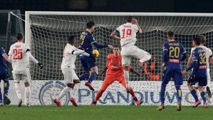 Il solito Cristiano Ronaldo non basta, la Juve crolla a Verona