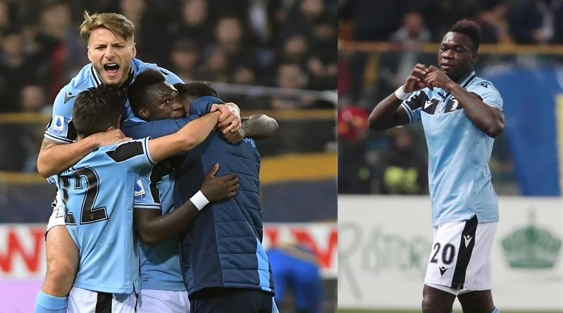 Lazio, vittoria importantissima: Caicedo ti regala 3 punti