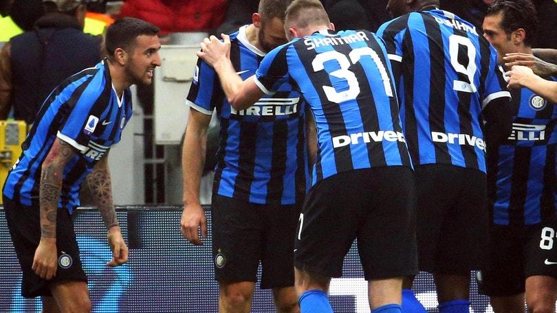 Inter-Milan 4-2: Ibrahimovic non basta, Conte si prende il derby e aggancia la Juve