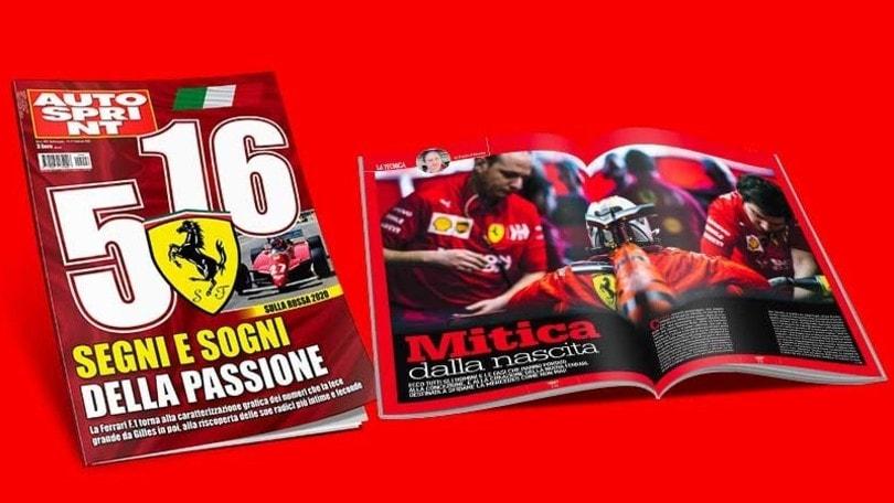 Autosprint, Ferrari F.1 2020. Segni e sogni della passione