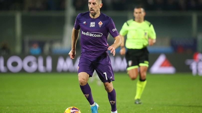 Fiorentina, Ribery ha fretta. Vuole sfidare il Milan