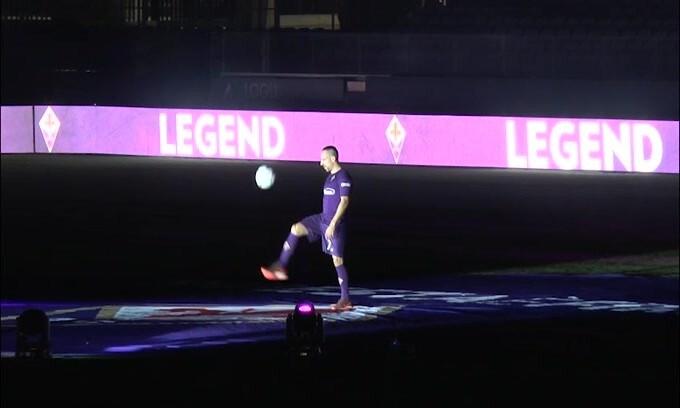 Fiorentina, Ribery ha fretta
