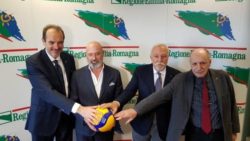 Presentata a Bologna la Final Four di Coppa Italia
