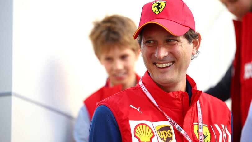 Ferrari, Elkann: