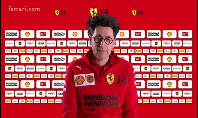 """Binotto: """"Presentare una nuova Ferrari è sempre un'emozione"""""""