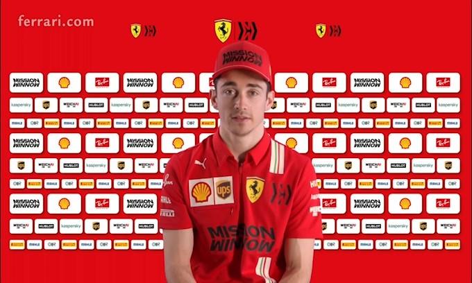 "Leclerc: ""Quest'anno sarà diverso"""