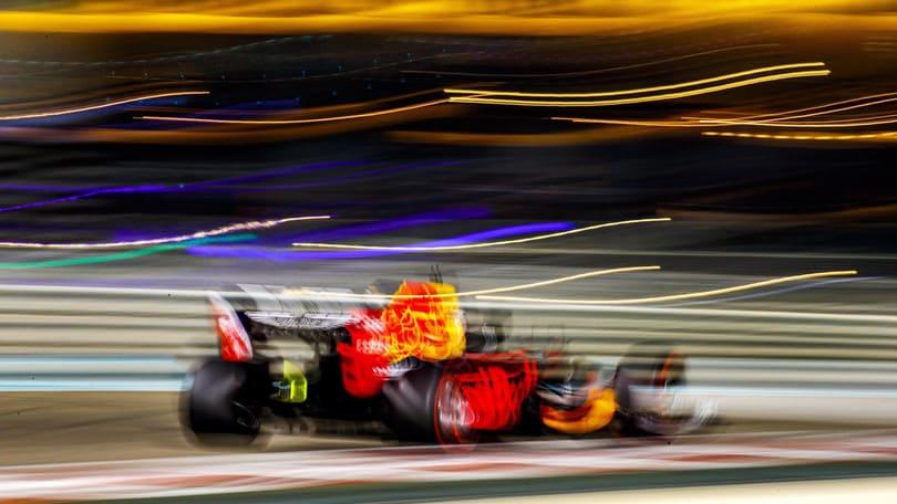 Red Bull, svelata la nuova RB16 di Verstappen