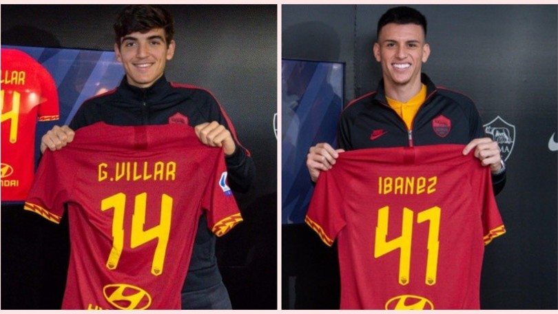 """Roma, Villar: """"Ho perso due chili per la tensione"""". Ibanez: """"Tanta concorrenza"""""""