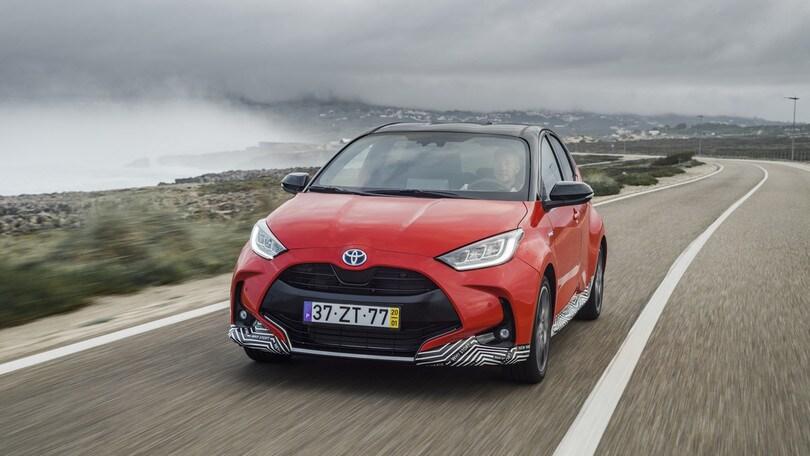 Toyota Hybrid, i numeri certificano il primato