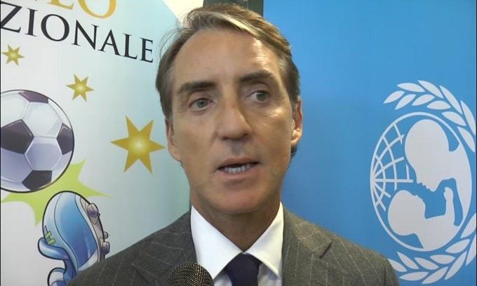 "Mancini: ""Critiche a Sarri? In Italia è così.."""