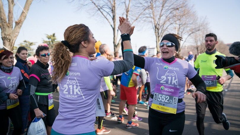 Gensan Giulietta&Romeo Half Marathon, 1^ tappa di #RespiRunning - Asma e Sport