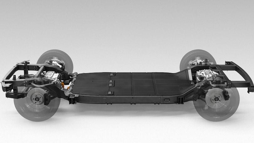 Hyundai e Kia, per le elettriche arriva lo skateboard