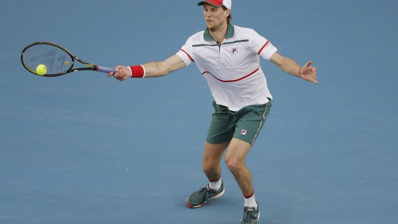 Seppi vola ai quarti di finale del New York Open
