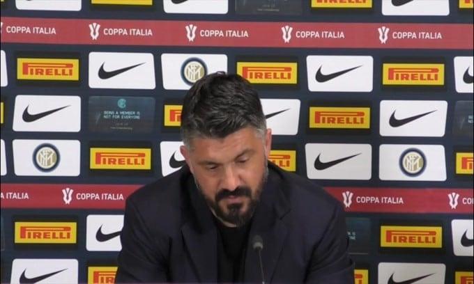 """Gattuso: """"Il vero Napoli? Tante volte mi sono fatto questa domanda..."""""""