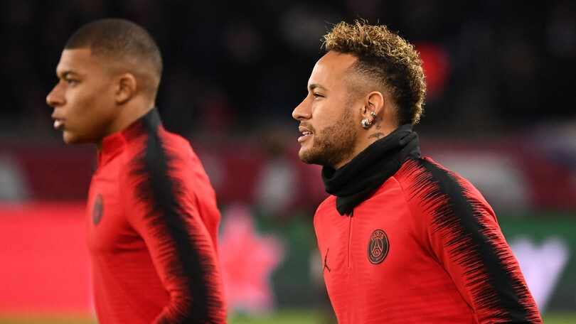 Neymar e Mbappé, due motivi diversi che preoccupano il Psg
