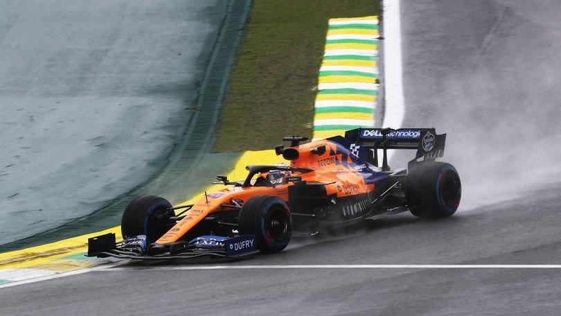 McLaren, Sainz: