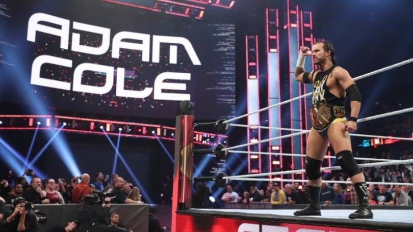 Wrestling WWE, Adam Cole: