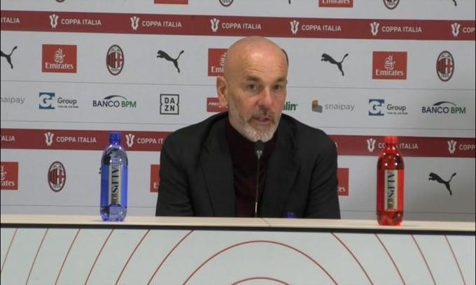 """Pioli: """"Deluso per il risultato, a Torino per l'impresa"""""""