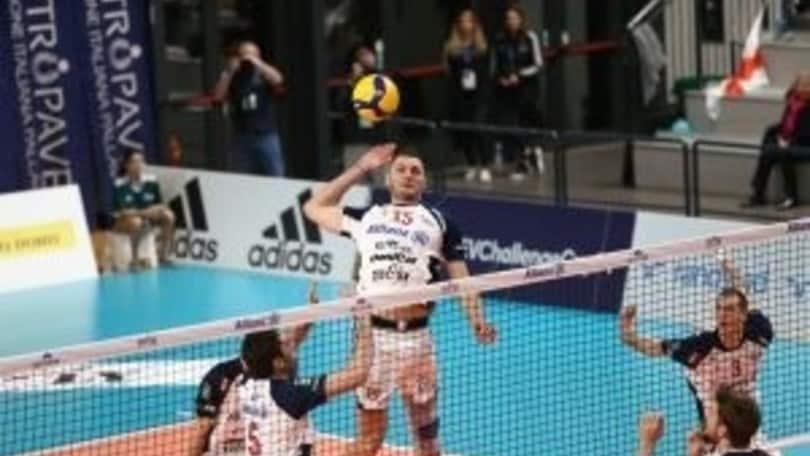 Challenge Cup: Milano batte il Mladost e conquista i Quarti