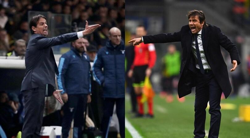 Lazio-Inter: 150 milioni di differenza