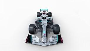 FOTO: Mercedes AMG F1 W11