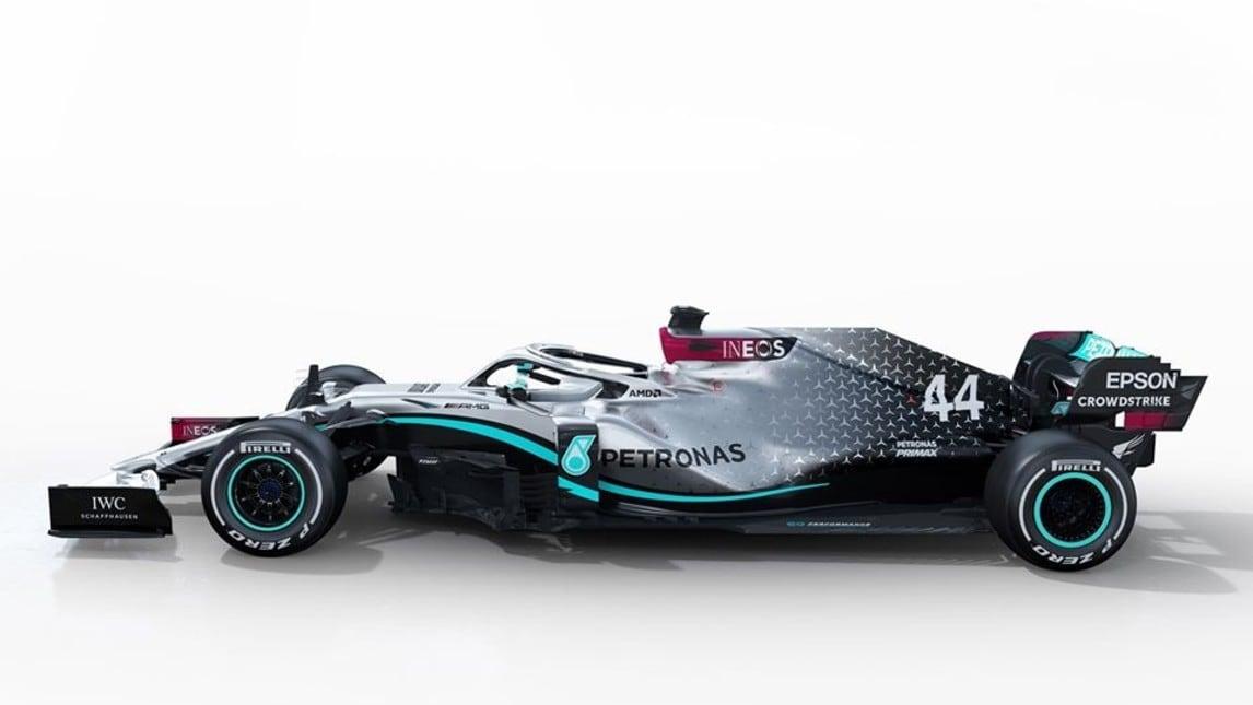 Nuova Mercedes F1 2020: ecco svelata la W11