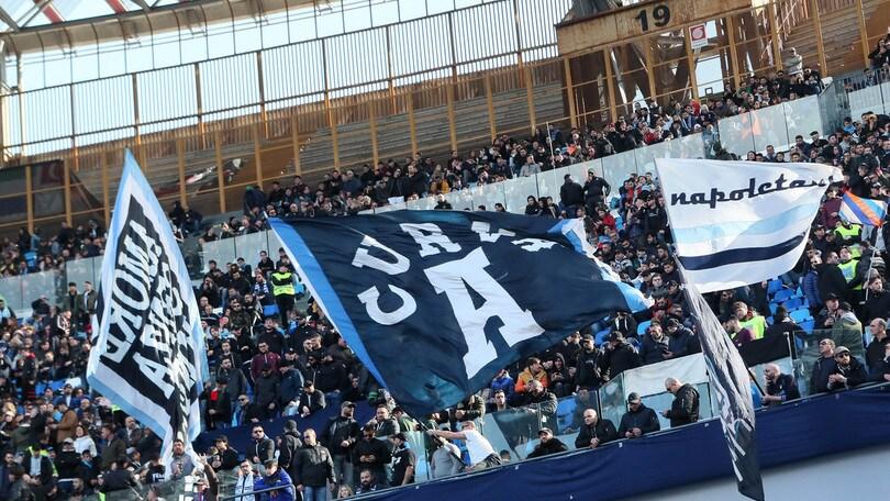 Cagliari, vietata la vendita dei biglietti ai tifosi del Napoli