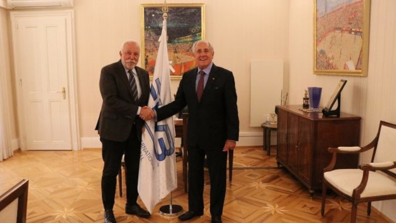 Accordo tra FIVB e Lega Pallavolo su contratti e transfer