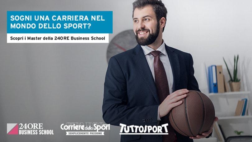 Dal Marketing al coinvolgimento del fan:  le grandi aziende dello sport a caccia di talenti