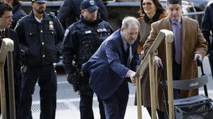 Weinstein a processo alla Corte Suprema