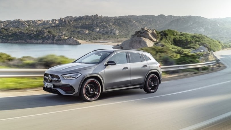 Mercedes GLA, il nuovo Suv compatto parte da 38.270 euro