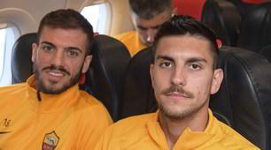 La Roma verso Bergamo per rincorrere il treno Champions