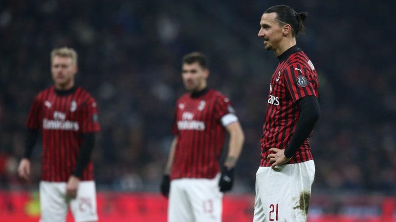 Coppa Italia, Giudice sportivo: 1 turno a Ibrahimovic, Hernandez e Castillejo