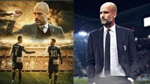 City fuori dall'Europa, sul web i tifosi della Juve sognano Guardiola