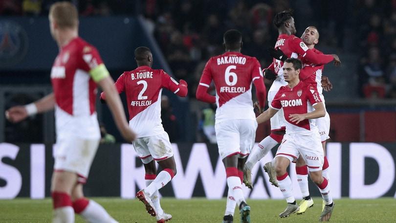 Ligue 1, vince il Monaco di misura sul Montpellier: termina 1-0