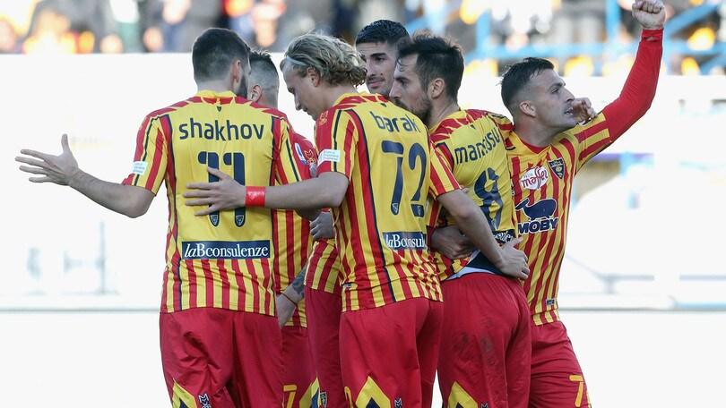 Lecce-Spal 2-1: Mancosu e Majer rovinano l'esordio di Di Biagio