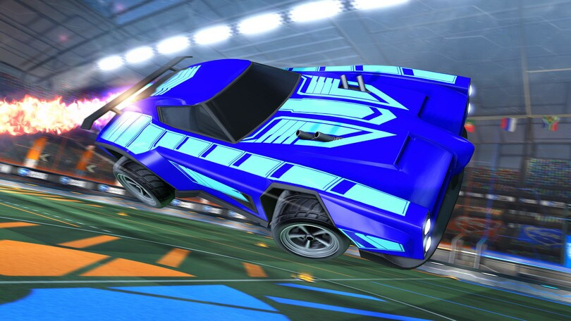 Disponibili i nuovi Fan Rewards di Rocket League