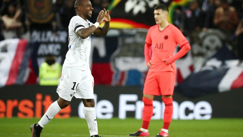 Psg, pazzesco 4-4 con l'Amiens: anche Icardi in gol