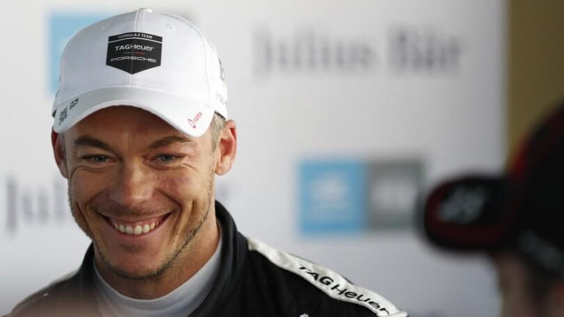 ePrix Messico, qualifiche: Lotterer in pole