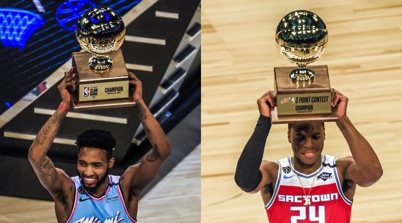 NBA, All-Star Game: vincono Derrick Jones Jr. (schiacciate) e Buddy Hield (tiri da 3)