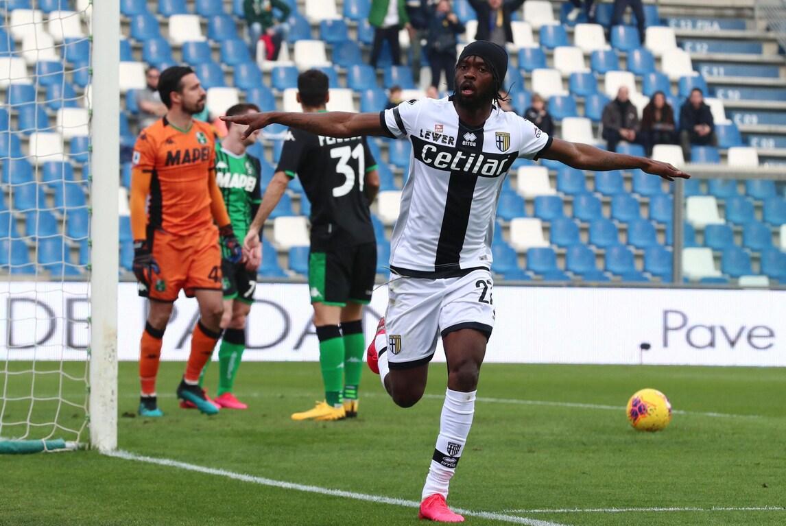 È tornato Gervinho! Subito decisivo in Sassuolo-Parma