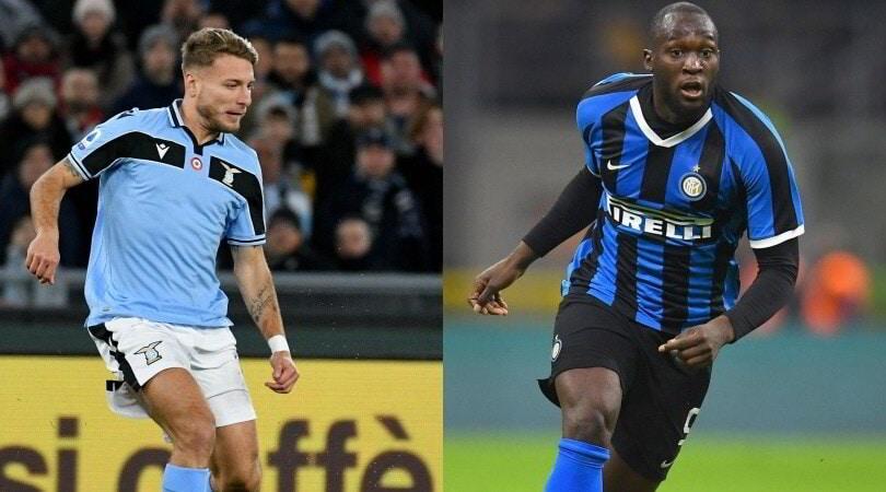 Diretta Lazio Inter Ore 20 45 Formazioni Ufficiali E Dove Vederla In Tv Corriere Dello Sport