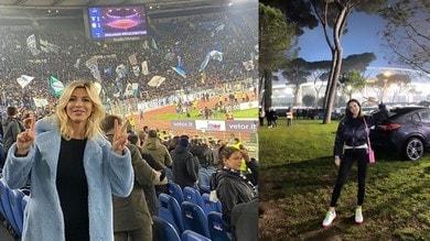 """Lazio, Gaia Inzaghi e Jessica Immobile festeggiano: """"Momenti speciali, grazie ragazzi"""""""